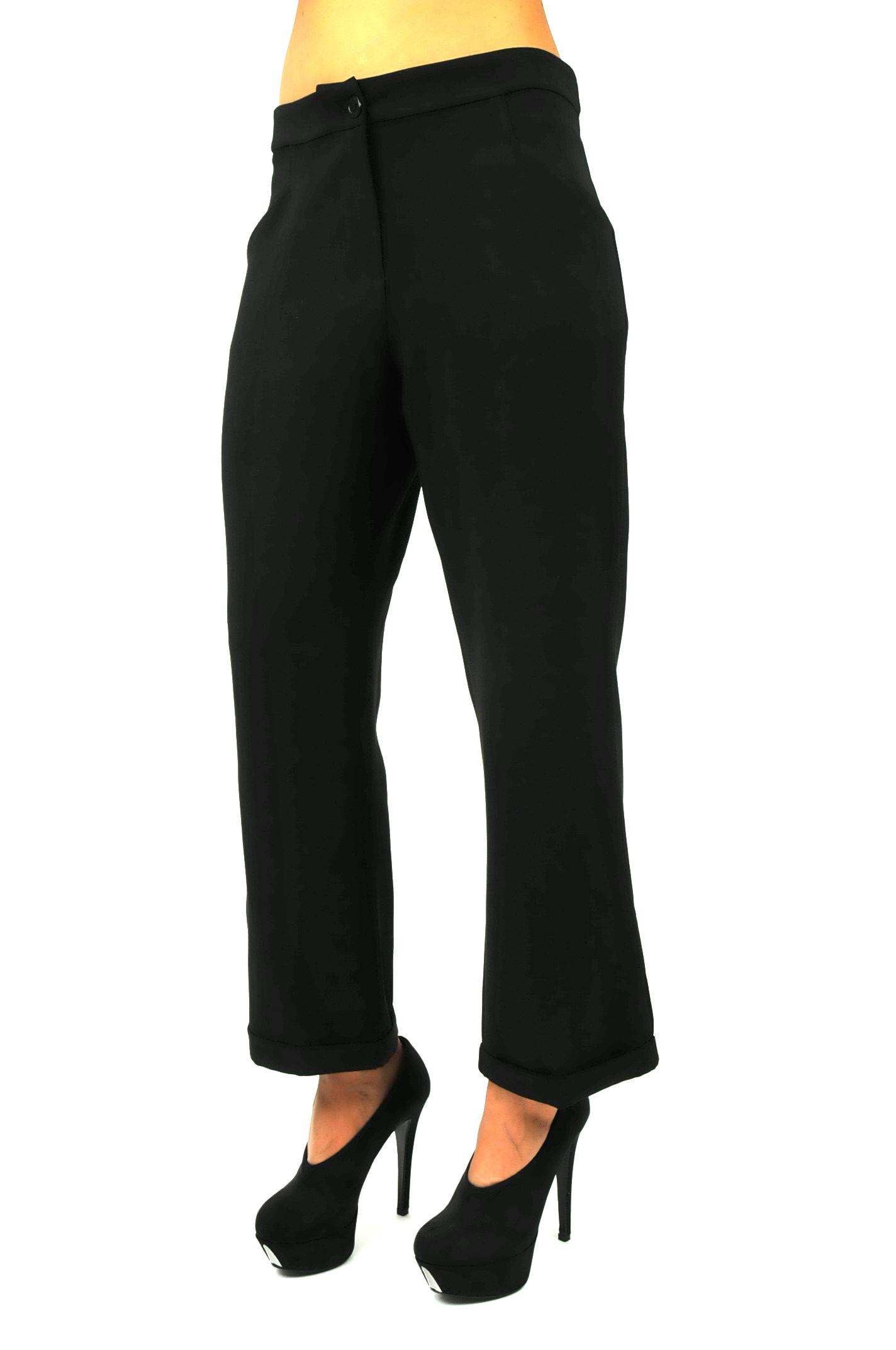 1ee678f8f27632 Pantalone elegante donna di Please - Pantaloni Donna | Uplà