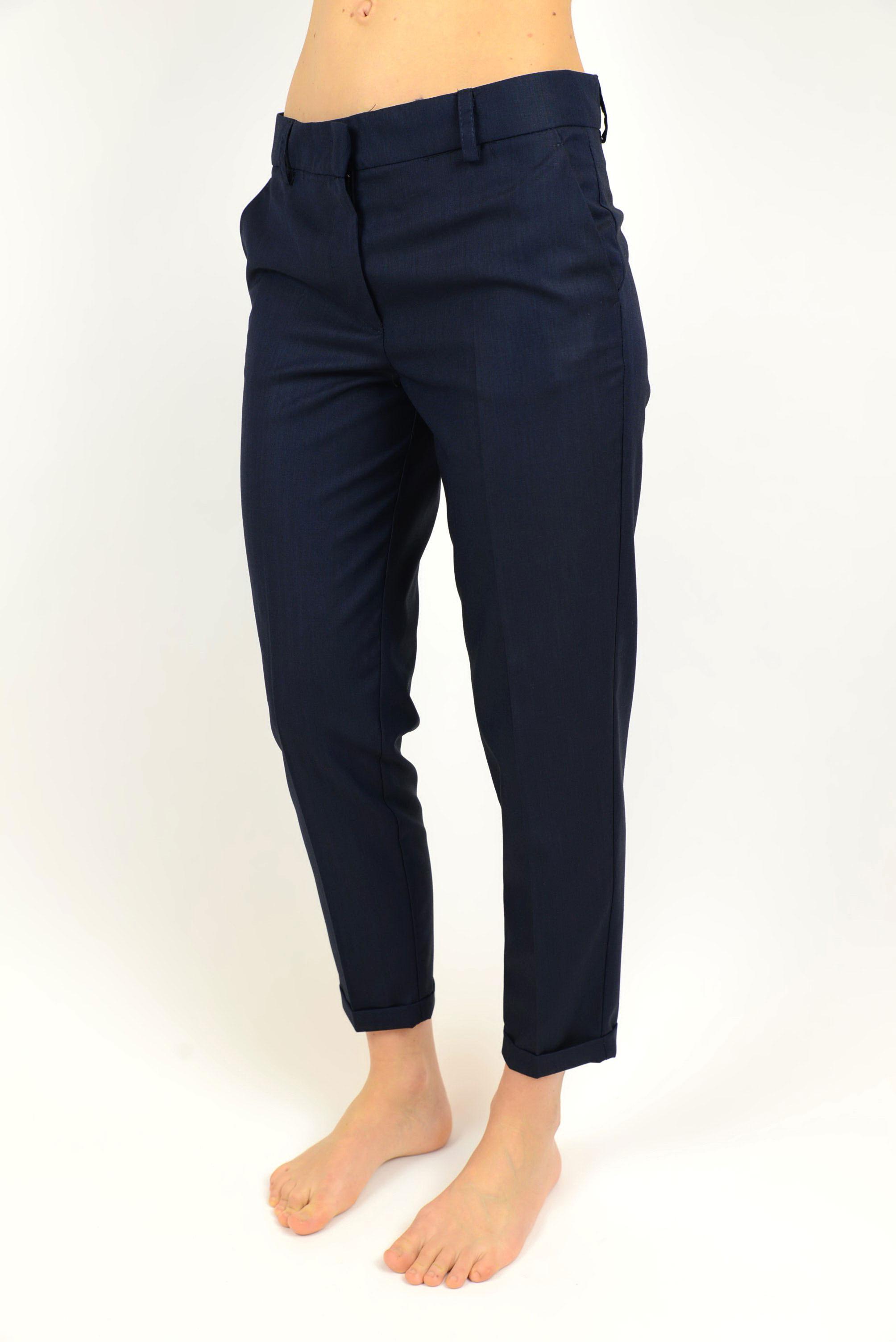 taglia 40 6d3f1 c9d14 Pantalone elegante donna