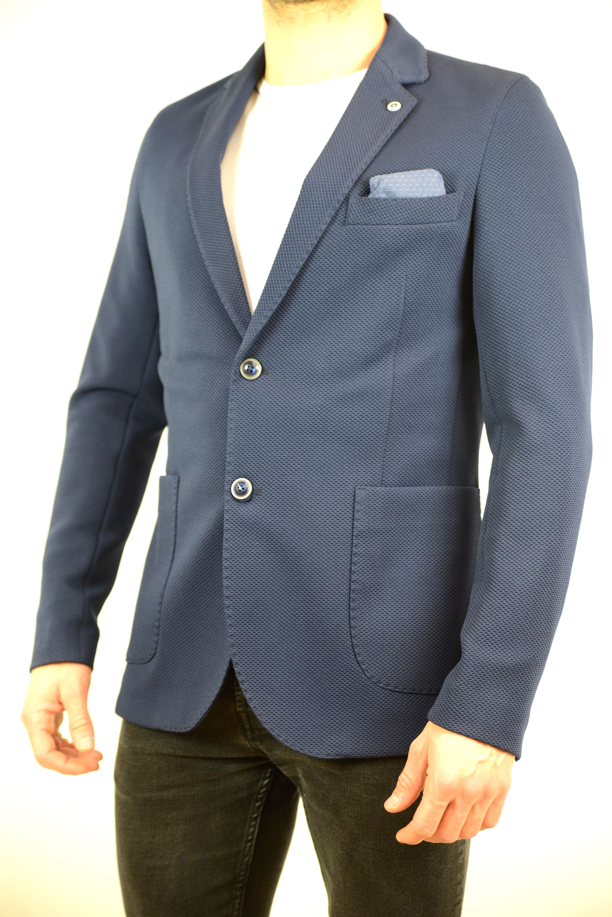 outlet store 0f286 aa7be Giacca elegante uomo
