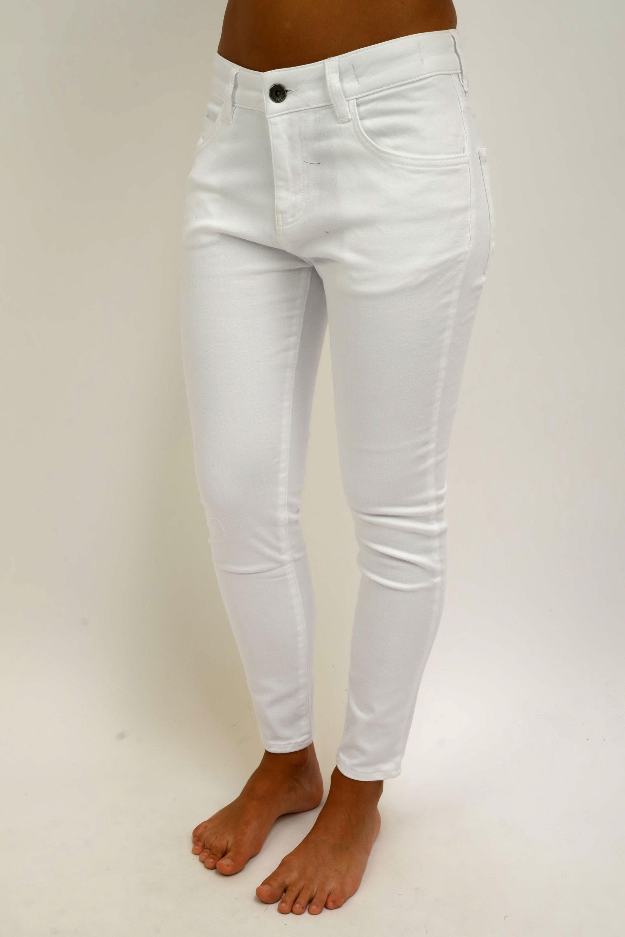 830c5579f2 Pantalone cotone 5 tasche di Imperfect - Pantaloni Donna   Uplà