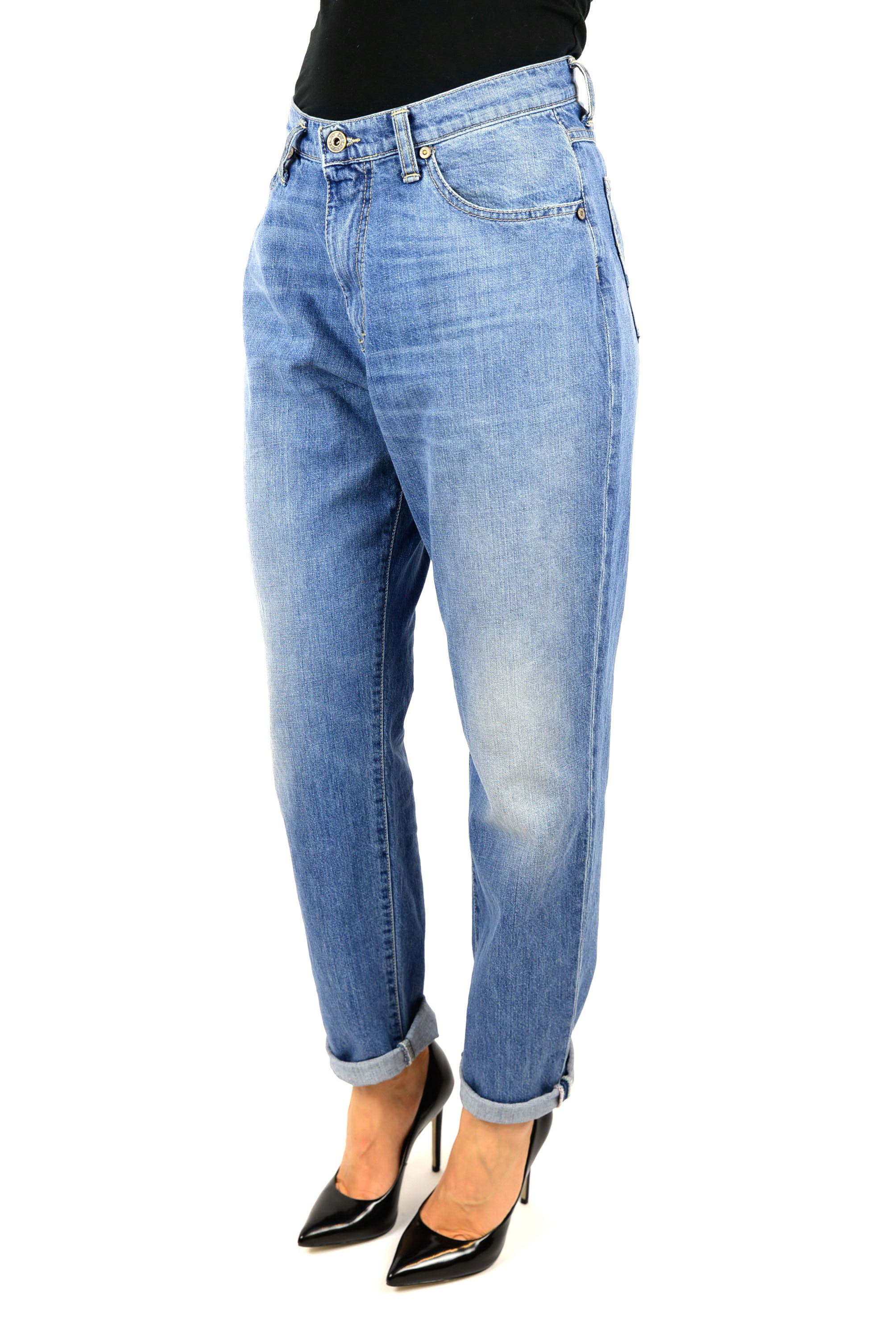Jeans Jeans Boyfriend Boyfriend Chiaro Jeans Chiaro Boyfriend UxOzwW5qR