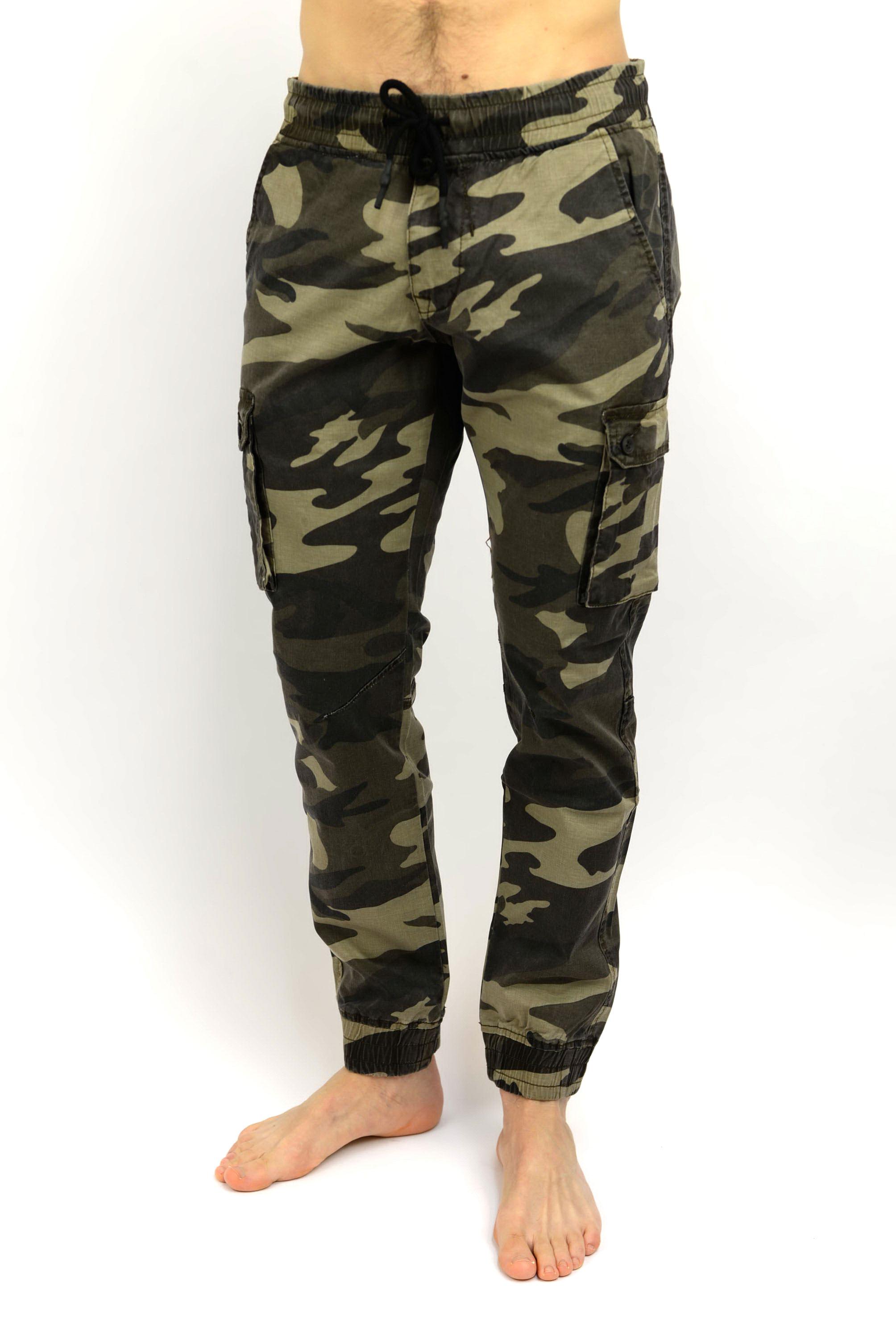 nuovo prodotto 769bf 4d1a7 Pantalone mimetico CARGO