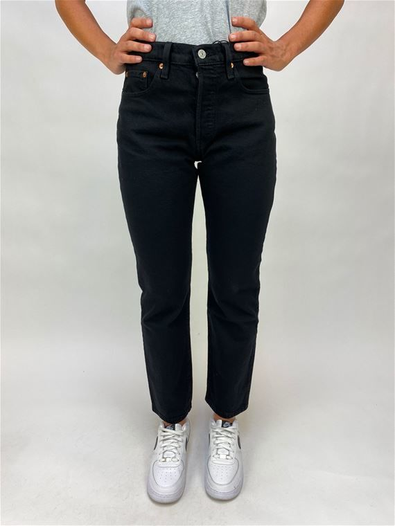LEVI'S 501 CROPPED